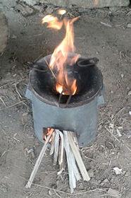 cook stove Kenya