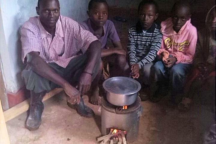 original cookstoves