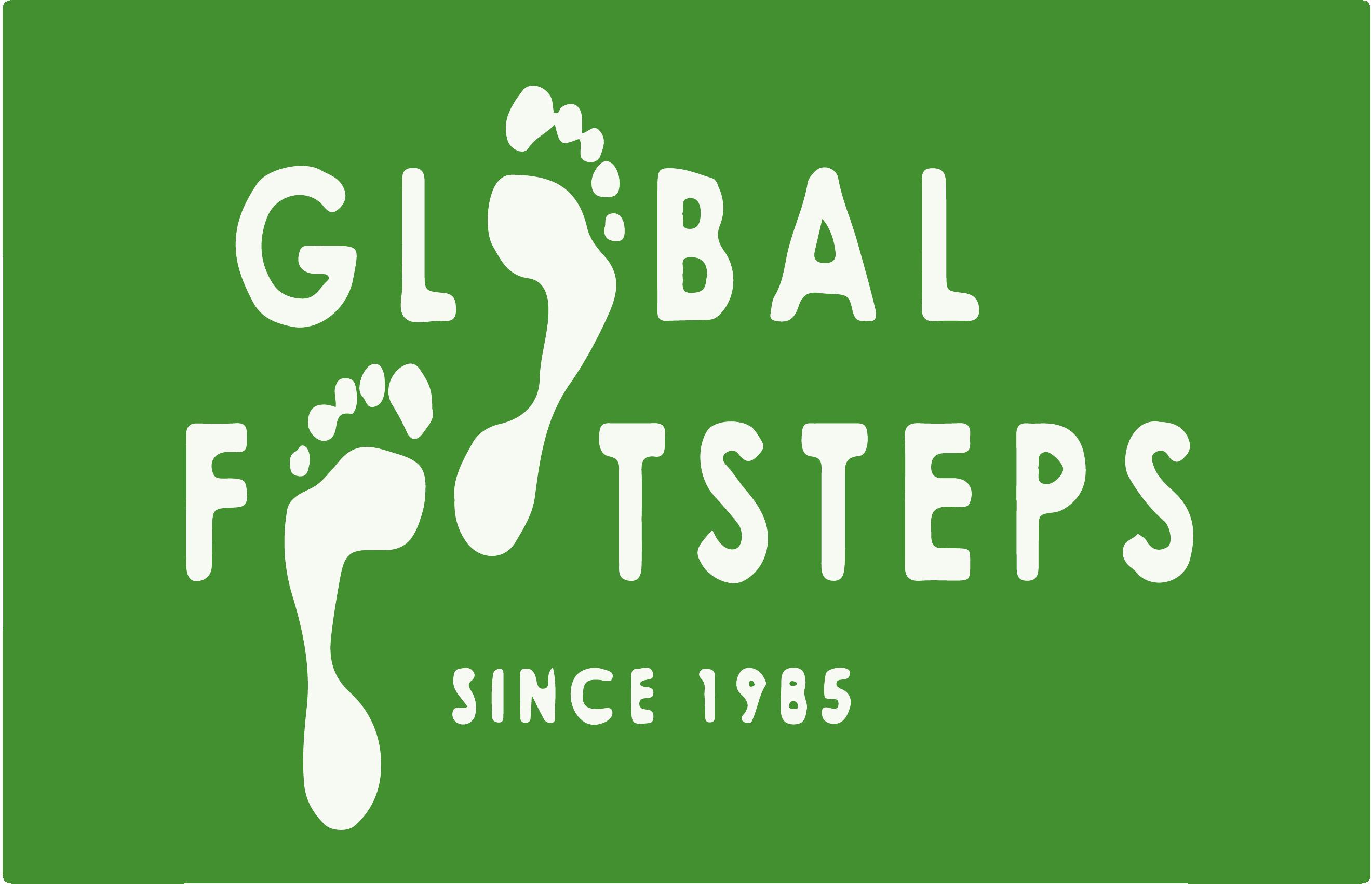 global footsteps